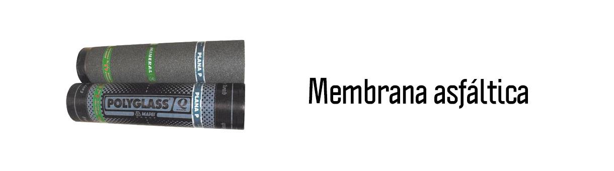 Membrana asfáltica - como impermeabilizar un muro