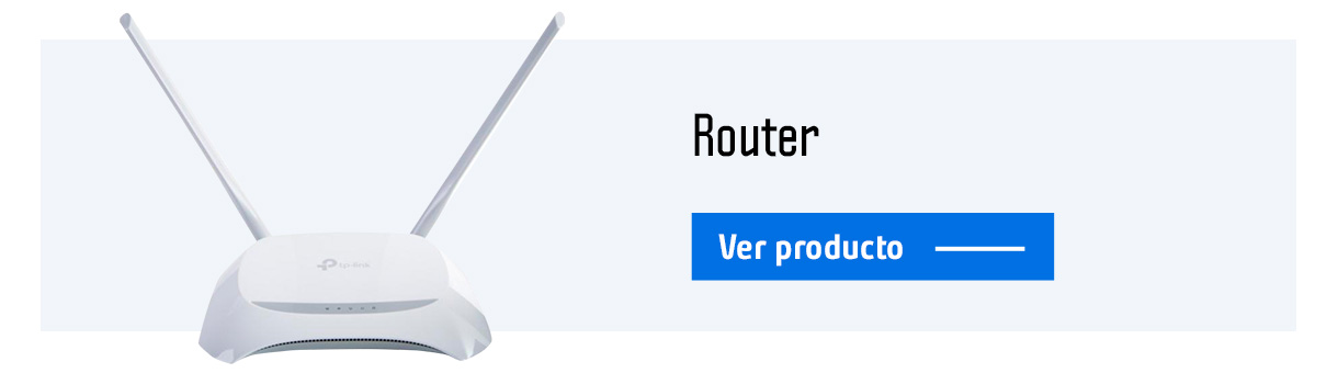 mejorar señal wifi - router