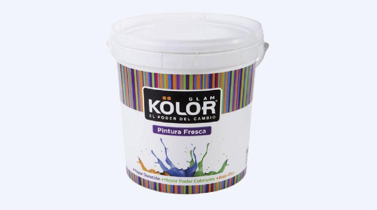 Pintura Kolor para puertas de interior