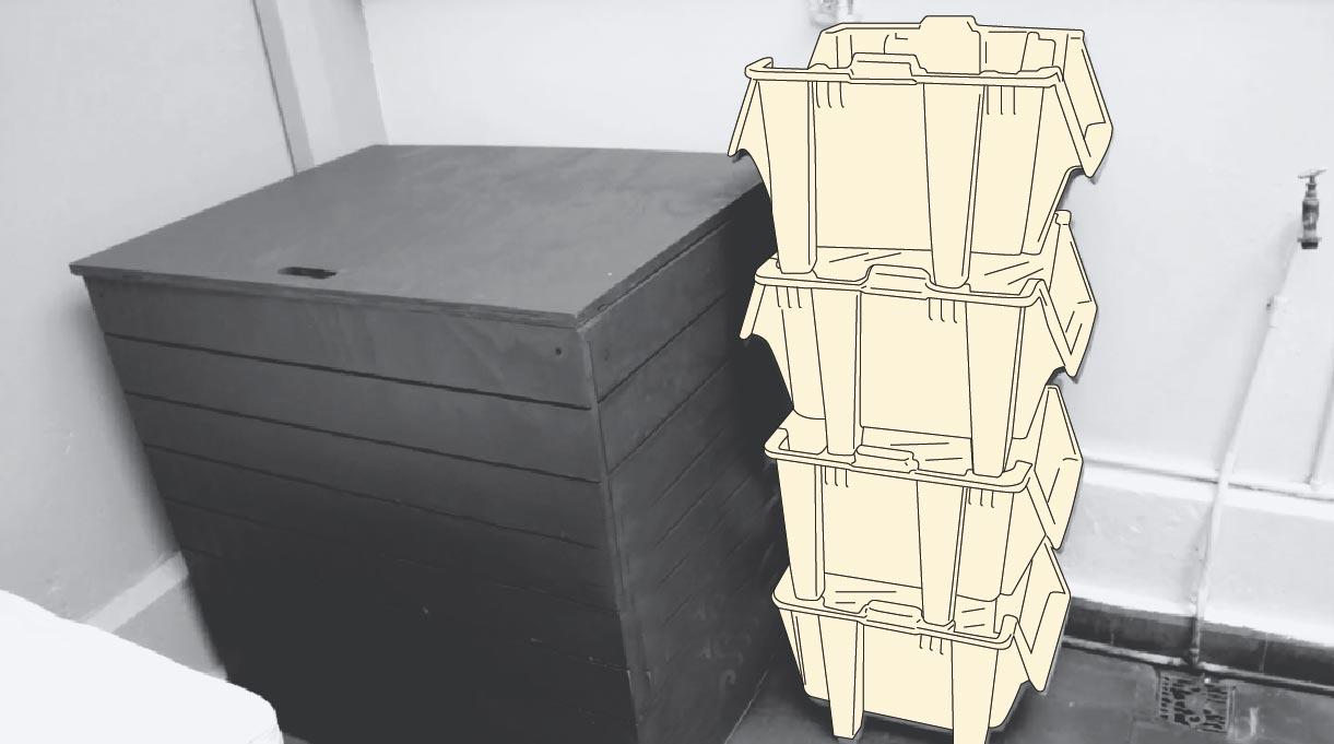 instalar kit para reciclaje