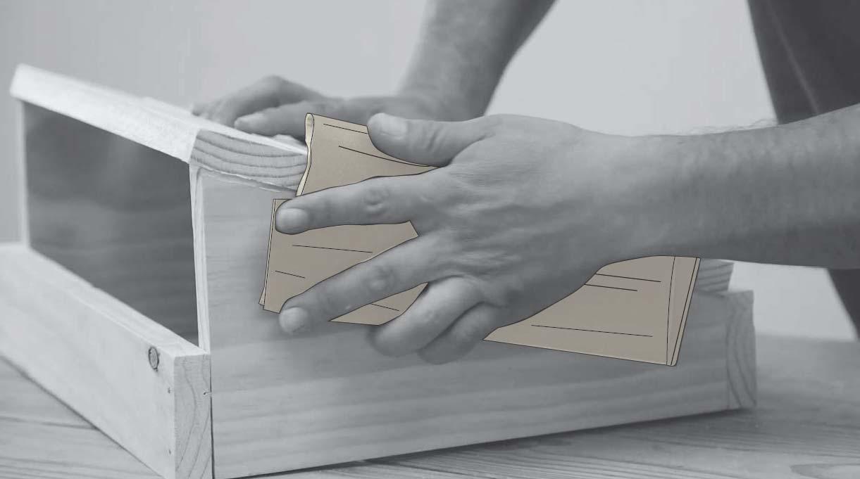lijar la madera