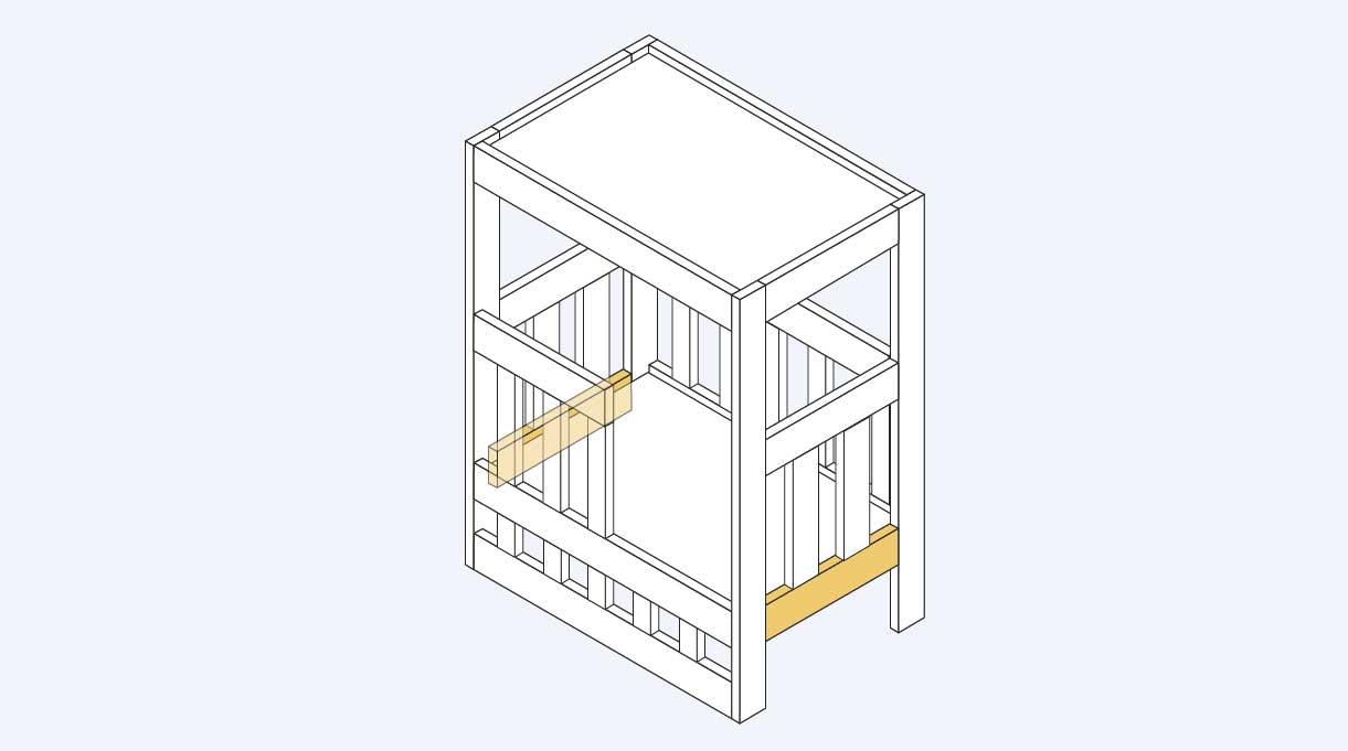 barandas laterales inferiores