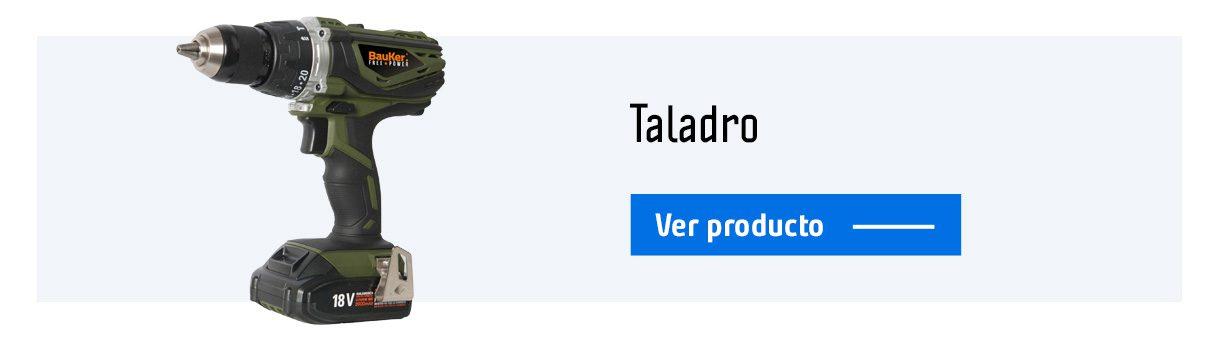 Taladro inalámbrico